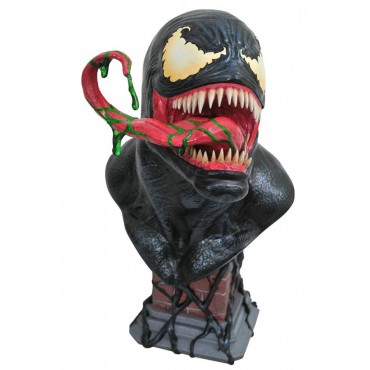 Marvel - Venom - Legendary Comics Venom 1/2 Bust - Limited Edition NR 0066 of 1000