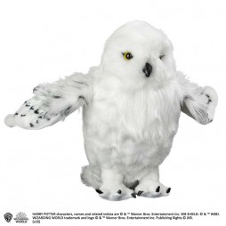 Harry Potter Plush - Hedwig With Poseable Wings - Con Ali Posizionabili Peluche 30 cm