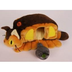 Il mio Vicino Totoro Plush - My Neighbour Totoro - Catbus - Peluche 24 cm