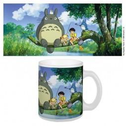 Studio Ghibli - My Neighbour Totoro - Il Mio Vicino Totoro - Tazza - Mug Cup - Totoro Cast Fishing