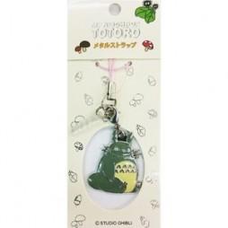 Il mio Vicino Totoro - My Neighbour Totoro - Keyring/Strap 2D - Metal - Portachiavi 2D Metallo - Totoro Strap