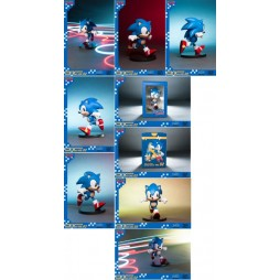 Sonic - Sonic Boom 8 Series Action Figure - Vol 2 Sonic Run