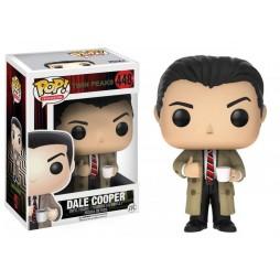 POP! TV 448 Twin Peaks - Dale Cooper Vinyl Figure