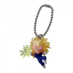 Dragon Ball Kai - Strap - Portachiavi - Ultimate Deformed Mascot Best 09 - Super Vegeta