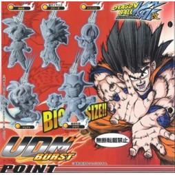 Dragon Ball Kai - Strap - Portachiavi - Ultimate Deformed Mascot Burst - Strap SET