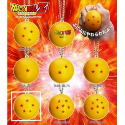 Dragon Ball Z - Strap - Portachiavi - Sfere del Drago Antistress - 5 stelle