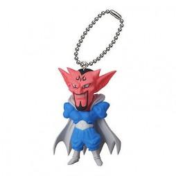 Dragon Ball Z - Strap - Portachiavi - Ultimate Deformed Mascot Burst 06 - Strap SET - Dabura