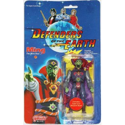 Defenders Of The Earth - Personaggio Ming GALOOB 1985 - Vintage ACTION FIGURE