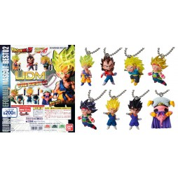 Dragon Ball Z - Strap - Portachiavi - Ultimate Deformed Mascot The Best 02 - Vegeto - No yellow boot tips
