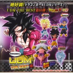 Dragon Ball Z - Strap - Portachiavi - Ultimate Deformed Mascot The Best 10