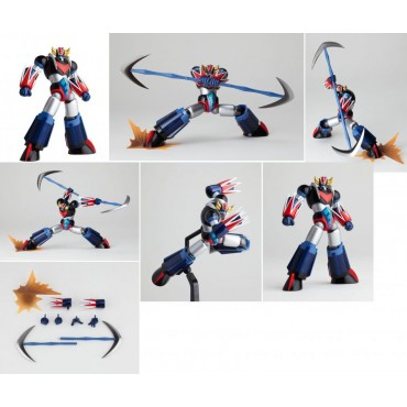 LEGACY OF REVOLTECH - KAIYODO LR-056 - Goldrake - Ufo Robot Grendizer