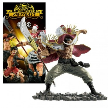 One Piece - Scultures the Tag team - Edward Newgate 20th Figure