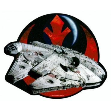 Star Wars - Mousepad - Millennium Falcon