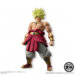Dragon Ball Shodo Neo - Broly Action Figure