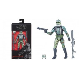 Star Wars - The Black Series - Episode III - Vintage 6 Inch - Black Series Action Figure - Clone Commander Gree - 2017 E