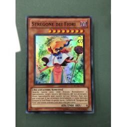 Yu-Gi-Oh! - Carte - Stregone dei Fiori (Versione 1 - Ultra Rare) (Incantatore/Effetto 36405256)