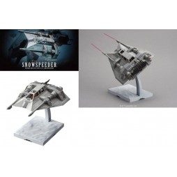 Star Wars - PG - Perfect Grade - Ep. V E.S.B. Modified Incom T-47 Airspeeder - Snowspeeder - Revell/Bandai - Model Kit 1