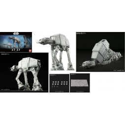 Star Wars - PG - Perfect Grade - Ep. V E.S.B. Imperial All Terrain Armored Transport Walker - AT-AT - Revell/Bandai - Mo