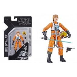 Star Wars - The Black Series - Episode IV - Vintage 6 Inch - Black Series Action Figure - E4038 Luke Skywalker - 15 cm
