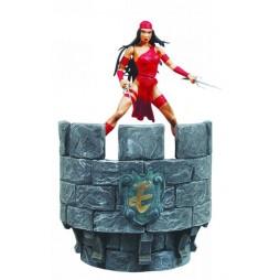 Marvel Select - DareDevil - Elektra -Action Figure