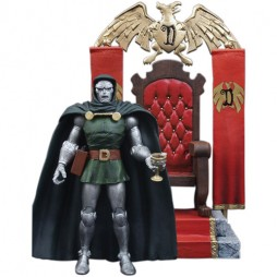 Marvel Select - Doctor Doom Action Figure - Comic Version