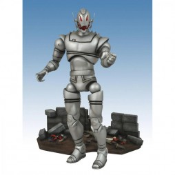 Marvel Select - Iron Man - Ultron - Action Figure