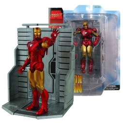 Marvel Select - Iron Man 2 Mark VI Armor - Action Figure