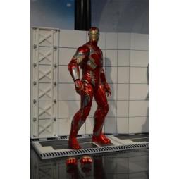 Marvel Select - Iron Man Civil War Movie Edition Mark XLVI Armor - Action Figure