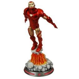 Marvel Select - Iron Man Classic Armor - Action Figure