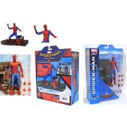 Marvel Select - Spider-Man Homecoming - Spider-Man Regular (Stark) Suit Action Figure