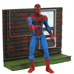 Marvel Select - The Amazing Spiderman 2 Movie Version - Action Figure