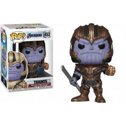 POP! Marvel 453 The Avengers Endgame Thanos - Vinyl Bobble-Head Figure