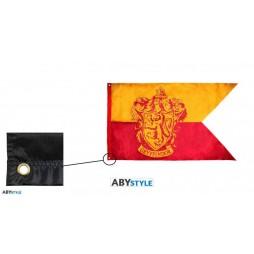 Harry Potter - Bandiera Griffondoro - Gryffindor Quidditch Flag 70x120 - AbyStyle