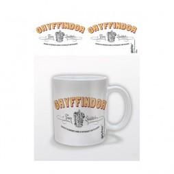 Harry Potter - Tazza - Mug Cup - GRYFFINDOR TEAM QUIDDITCH