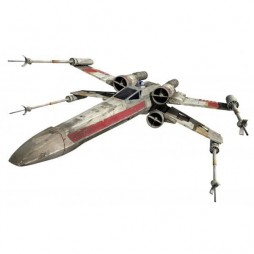 Star Wars - EP.IV A New Hope - Scaled Die Cast Replica - Hot Wheels - X-Wing Starfighter Elite Edition