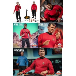 Star Trek - Star Trek the Original Series TV Series - Commander Scott Scotty - 1:6 Scale - Action Figure