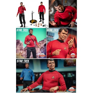 Star Trek - Star Trek the Original Series TV Series - Commander Scott Scotty - 1:6 Scale - Action Figure