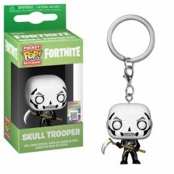 Pocket POP! - Fortnite - Skull Trooper - Vinyl Figure Keychain