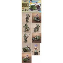 Dragon Ball Z - Figure Rise Mechanics - Plastic Model Kit - Bulma Motorcycle Ver.