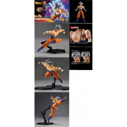 Dragon Ball Z - Figure Rise Standard - Plastic Model Kit - Super Saiyan Son Gokou Ultra Instinct