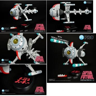 Captain Future - Capitan Futuro - Metaltech 11 Comet Starship