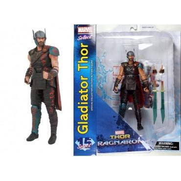 Marvel Select - Thor Ragnarok Movie - Gladiator Thor Action Figure