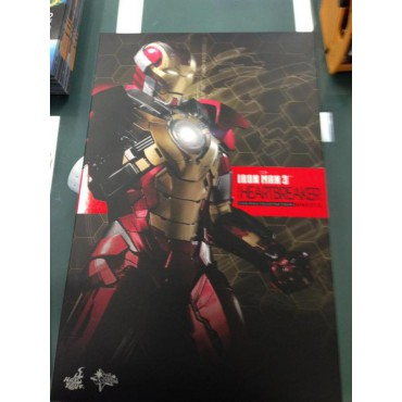 Iron Man 3 - Mark 17 Heartbreaker - Hot Toys