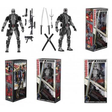 Deadpool - Marvel Classics - 1/4 scale Action Figure - Deadpool X-Force Ver.