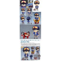 Nendoroid - 986 - Tengen Toppa Gurren Lagann - Action Figure - Simon & Core Drill