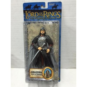 Lord of the Rings The return of The King - Il Signore degli Anelli - Aragorn King Of Gondor Ver. (Sword Slashing Actio