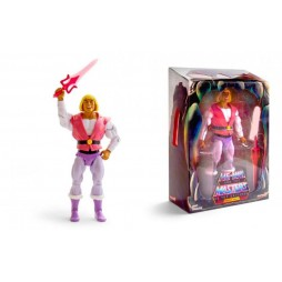 MOTU - Masters Of The Universe - Club Grayskull Filmation Classics 2.0 - Laughing Prince Adam - Exclusive Action Figure