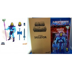 MOTU - Masters Of The Universe - Club Grayskull Ultimates Classics - Skeletor - Action Figure 20 cm