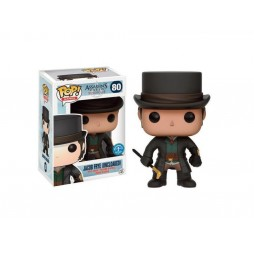 POP! Games 080 Assassin\' s Creed Syndicate - Jacob Frye (Uncloaked) Top Hat Underground Toys Exclusive Ed. vinyl Figure