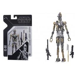 Star Wars - The Black Series - Episode V - Vintage 6 Inch - Black Series Action Figure - E4040 IG-88 - 15 cm